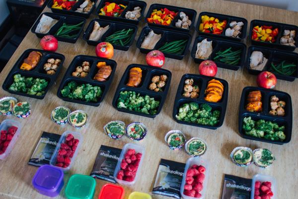 Meal Prep Monday – Week 5 – The Beachbody Blog – PinUpGirls Blog